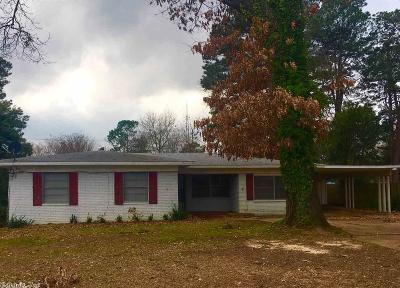 Texarkana Single Family Home Back On Market: 4007 Rio Grande