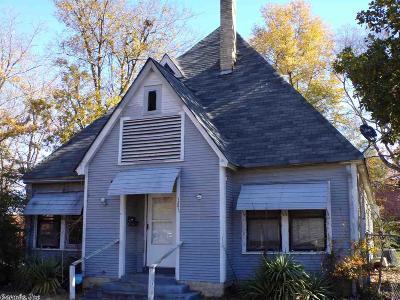 Pine Bluff Single Family Home For Sale: 1301 S Oak Street