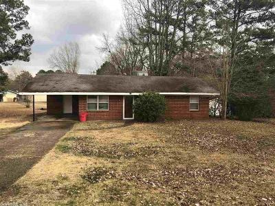 De Queen Single Family Home For Sale: 124 Connect