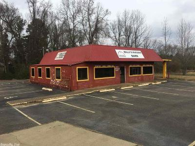 De Queen Commercial For Sale: 1008 W Collin Raye Dr