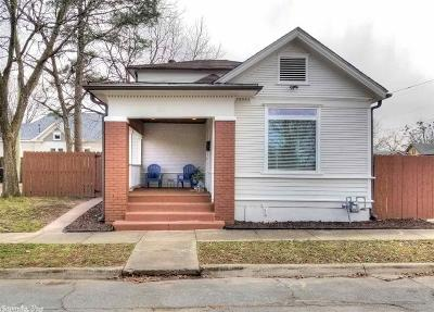 Single Family Home For Sale: 809 W 22nd Street