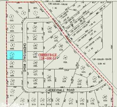 Residential Lots & Land For Sale: 4213 Cherrydale