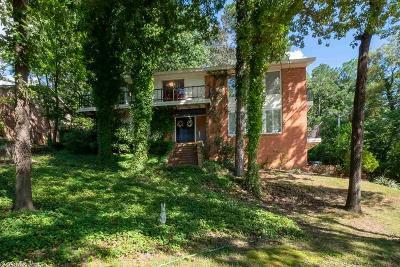 Little Rock Single Family Home For Sale: 1 Van Lee Drive