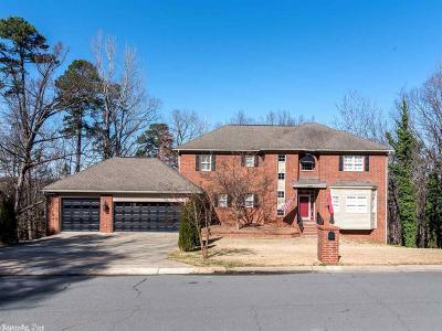 Little Rock Single Family Home For Sale: 14000 Windsor