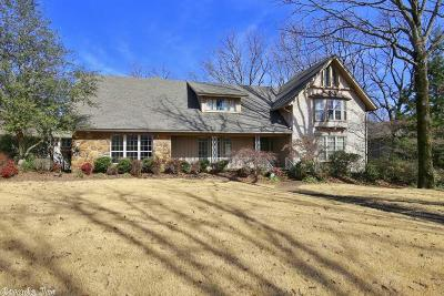 North Little Rock Single Family Home New Listing: 711 Silverwood Trail