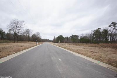 Bryant Residential Lots & Land For Sale: 2921 Creekside Drive