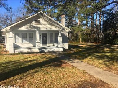 Monticello AR Single Family Home For Sale: $109,999