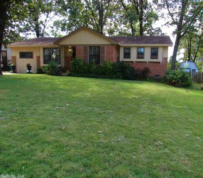 Little Rock Single Family Home New Listing: 7 Rosewood Drive
