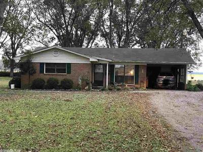 Lake Village Single Family Home Under Contract: 242 Highway 142