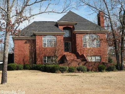 Russellville Single Family Home For Sale: 1411 Lands End Point South