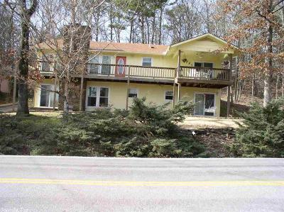 Fairfield Bay Single Family Home For Sale: 213 Pine Knot