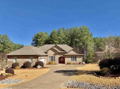 Hot Springs Vill. AR Single Family Home For Sale: $269,900