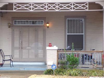 Pine Bluff Single Family Home New Listing: 401 W 11th Avenue