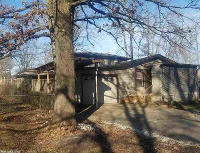 Little Rock Single Family Home New Listing: 4114 Longcoy