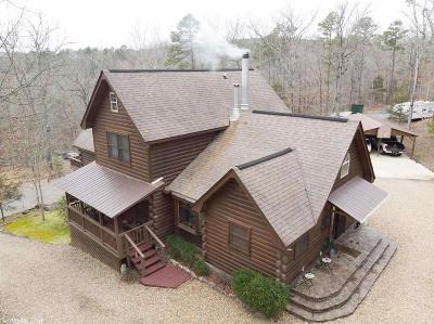 Van Buren County Single Family Home For Sale: 436 Sills Peninsula Rd