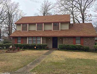 Pine Bluff Single Family Home For Sale: 16 Regency Lane