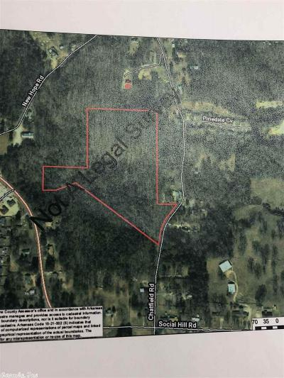 Benton Residential Lots & Land For Sale: 15.56 Chatfield Road