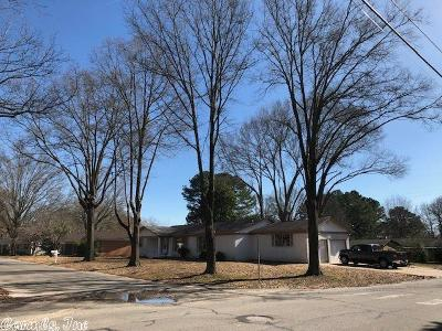 Searcy Single Family Home For Sale: 11 Apache Drive