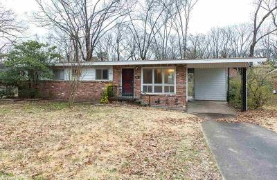 North Little Rock Single Family Home New Listing: 4818 Greenway Drive