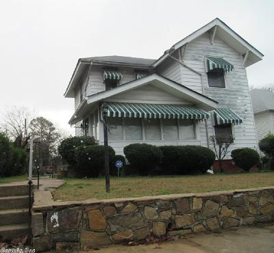 Little Rock Single Family Home New Listing: 2413 S State