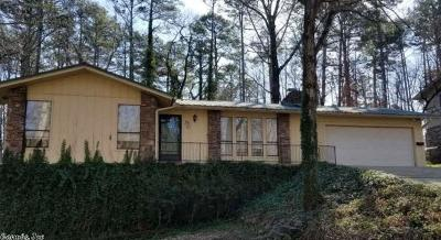 Hot Springs Vill. AR Single Family Home New Listing: $102,500
