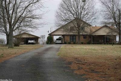Beebe AR Single Family Home New Listing: $199,000