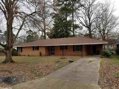 Pine Bluff Single Family Home New Listing: 3304 S Linden