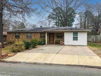 Little Rock Single Family Home New Listing: 37 Hatfield Drive