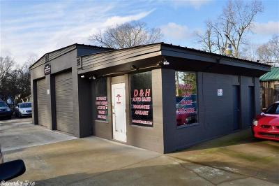 Little Rock Commercial For Sale: 11300 Arch Street