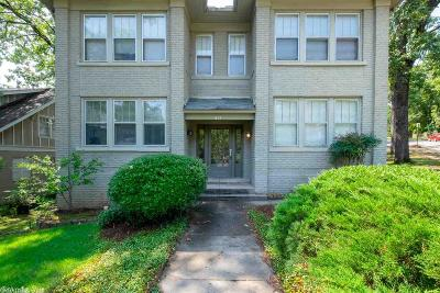 Little Rock Multi Family Home New Listing: 822 N Spruce