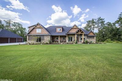 Pulaski County, Saline County Single Family Home For Sale: 1006 Westcliffe Drive