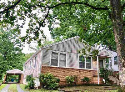 Little Rock Single Family Home New Listing: 2309 S Taylor Street