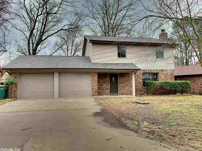 Russellville Single Family Home For Sale: 1512 N Jackson Avenue