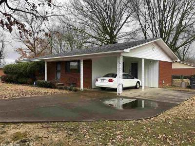 Single Family Home Price Change: 1202 North Lemon Street