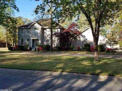 Maumelle Single Family Home For Sale: 303 Arnold Palmer Drive