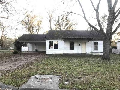 North Little Rock Single Family Home New Listing: 4916 Atkins