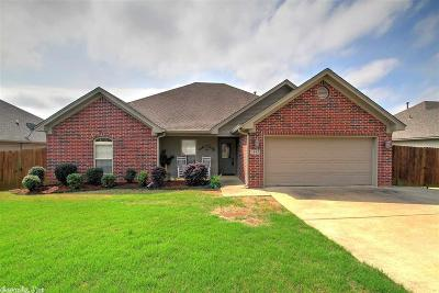 Benton Single Family Home New Listing: 1843 White Oak Circle