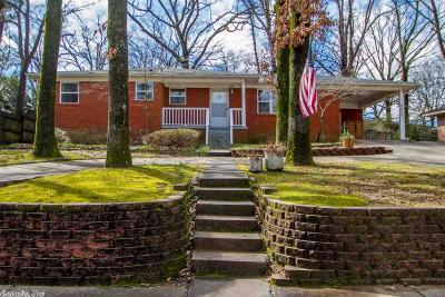 North Little Rock Single Family Home New Listing: 4405 Greenway Drive
