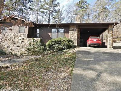 Garland County Single Family Home Take Backups: 6 Malaga Circle