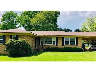 Pine Bluff Single Family Home For Sale: 6510 Nevins