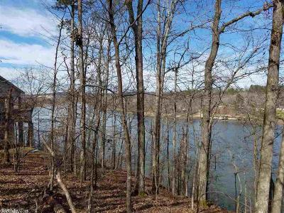 Garland County Residential Lots & Land For Sale: lot 33 Waterfront Court