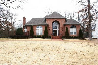 Single Family Home For Sale: 502 River Oaks Blvd