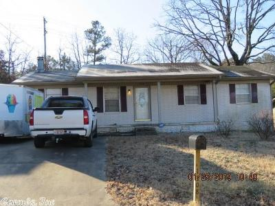 North Little Rock Single Family Home For Sale: 1308 W 55th Street