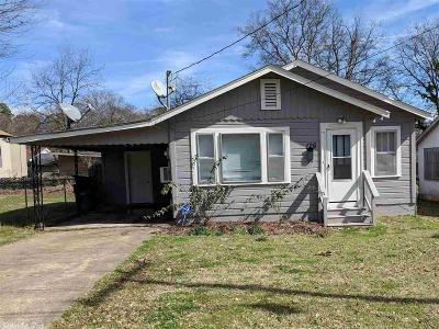 Hot Springs Single Family Home For Sale: 126 Gardner