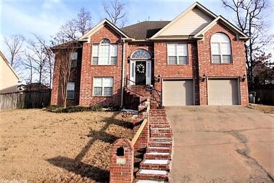 Little Rock AR Single Family Home New Listing: $320,000