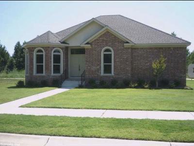 North Little Rock Single Family Home For Sale: 6417 Ridgemist