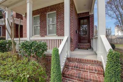 Little Rock AR Single Family Home New Listing: $485,000