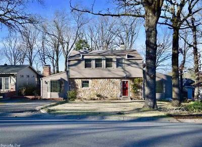Single Family Home For Sale: 5618 N Grandview