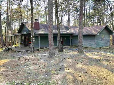 Greers Ferry Single Family Home For Sale: 2159 North Shore Drive
