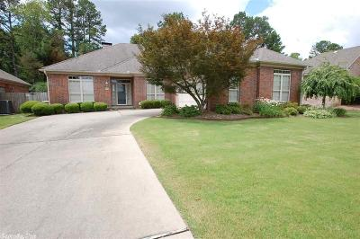 Little Rock Single Family Home For Sale: 55 Chevaux Circle